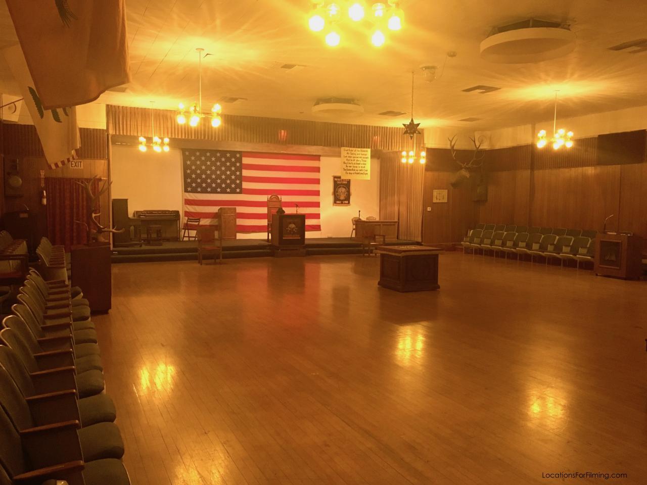 MG - Auditorium