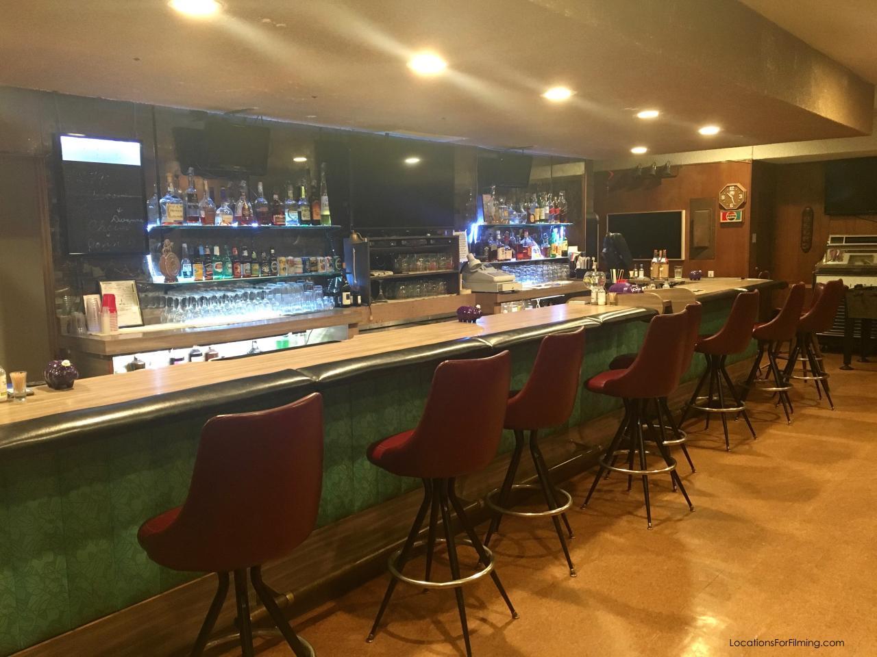 MG - Restaurant - Bar